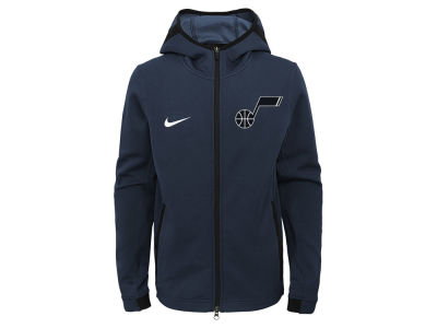 Utah Jazz Nike NBA Youth Showtime Hooded Jacket
