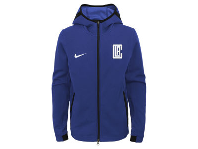 Los Angeles Clippers Nike NBA Youth Showtime Hooded Jacket