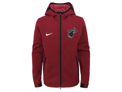 Miami Heat Nike NBA Youth Showtime Hooded Jacket