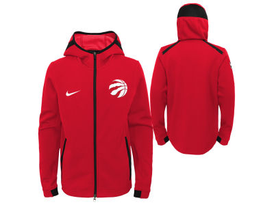 Toronto Raptors Nike NBA Youth Showtime Hooded Jacket