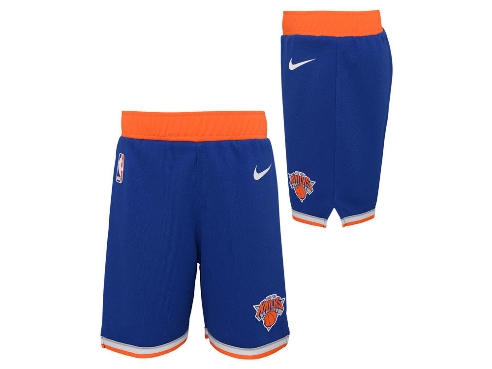New York Knicks Nike NBA Toddler Icon Replica Short  dc6f13a55
