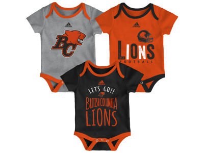 BC Lions adidas CFL Infant Little Tailgater Set