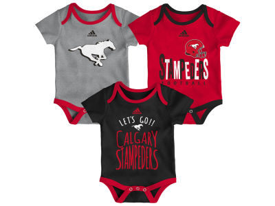 Calgary Stampeders adidas CFL Infant Little Tailgater Set