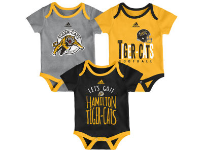 Hamilton Tiger-Cats adidas CFL Infant Little Tailgater Set