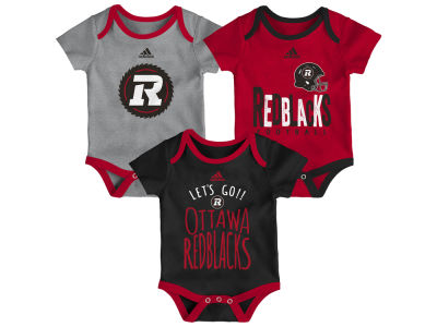 Ottawa RedBlacks adidas CFL Infant Little Tailgater Set