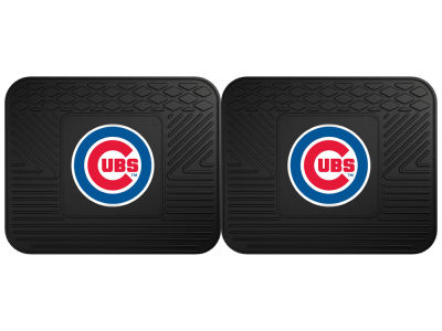 Chicago Cubs Fan Mats 2 Utility Mats