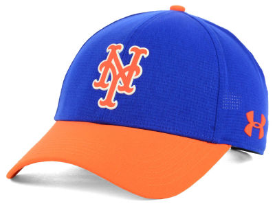 New York Mets Under Armour MLB Driver Cap