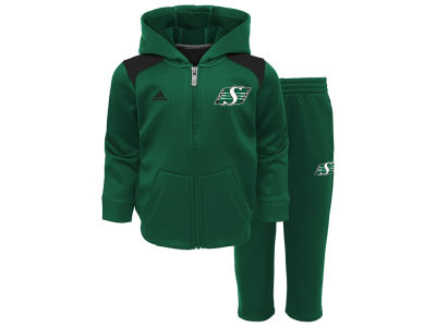 Saskatchewan Roughriders adidas CFL Toddler Play Action Outfit