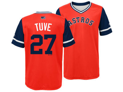 Houston Astros Jose Altuve Majestic MLB Youth Players Weekend Jersey 23562123b
