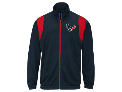 Houston Texans G-III Sports NFL Men's Clutch Time Track Jacket