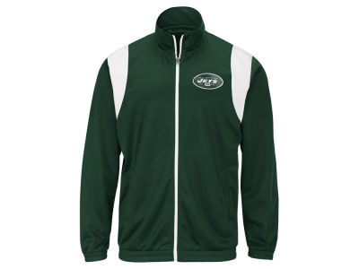 New York Jets G-III Sports NFL Men's Clutch Time Track Jacket