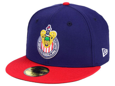 Chivas New Era Liga MX 59FIFTY Cap