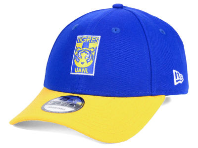 Tigres De Monterrey New Era Liga MX 9FORTY Cap