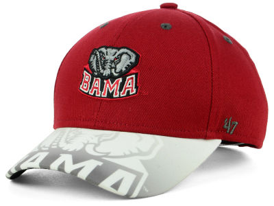 Alabama Crimson Tide '47 NCAA Youth Screen MVP Cap
