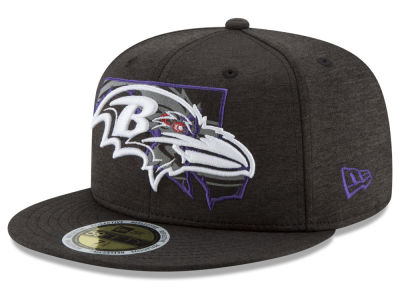Baltimore Ravens New Era NFL State Flective 59FIFTY Cap