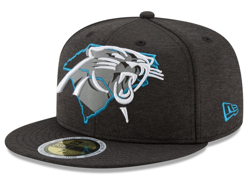 Carolina Panthers New Era NFL State Flective 59FIFTY Cap  ec7bd22f7