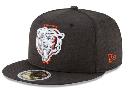 Chicago Bears New Era NFL State Flective 59FIFTY Cap