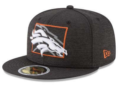 Denver Broncos New Era NFL State Flective 59FIFTY Cap