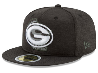 Green Bay Packers New Era NFL State Flective 59FIFTY Cap