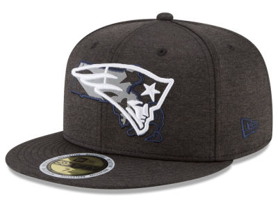 New England Patriots New Era NFL State Flective 59FIFTY Cap
