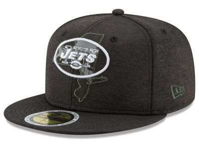 New York Jets New Era NFL State Flective 59FIFTY Cap