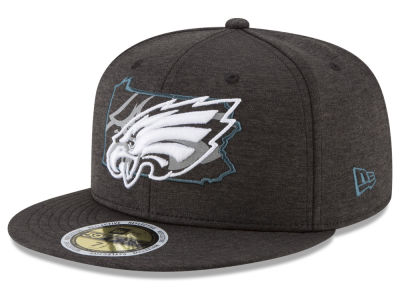 Philadelphia Eagles New Era NFL State Flective 59FIFTY Cap