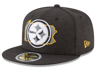 Pittsburgh Steelers New Era NFL State Flective 59FIFTY Cap