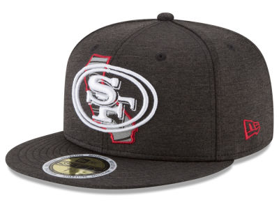 San Francisco 49ers New Era NFL State Flective 59FIFTY Cap