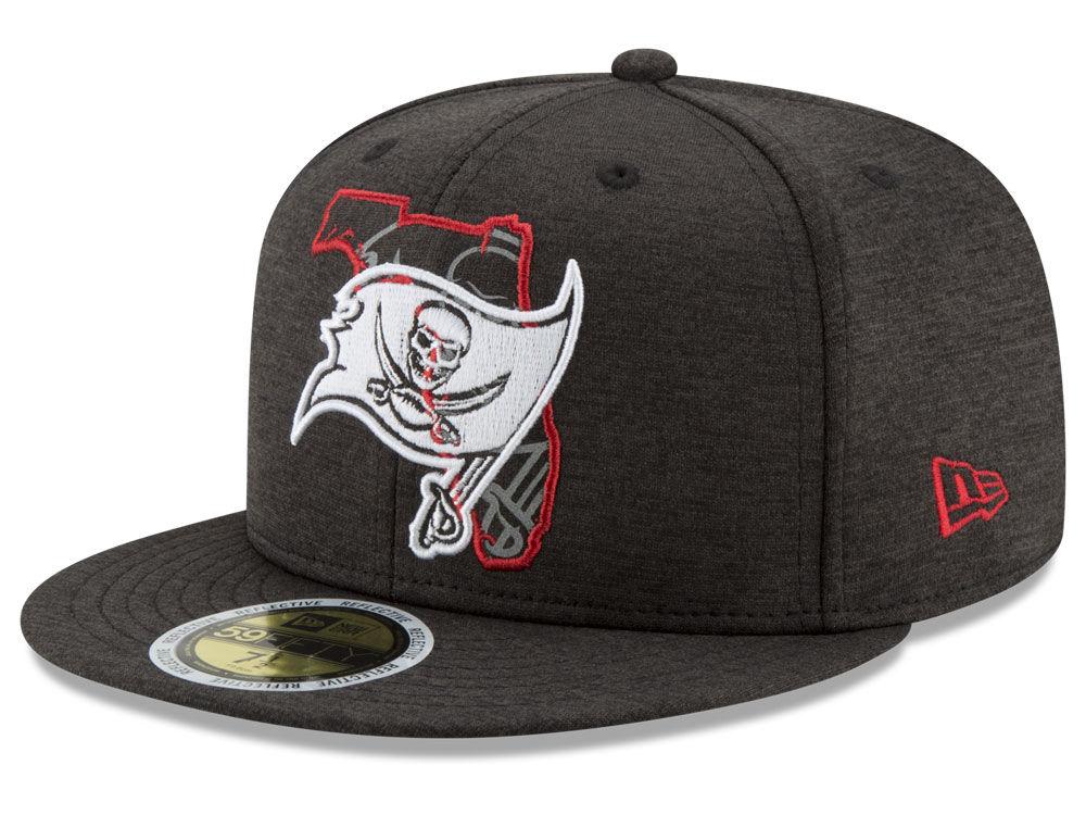 Tampa Bay Buccaneers New Era NFL State Flective 59FIFTY Cap  19471c7dd76c