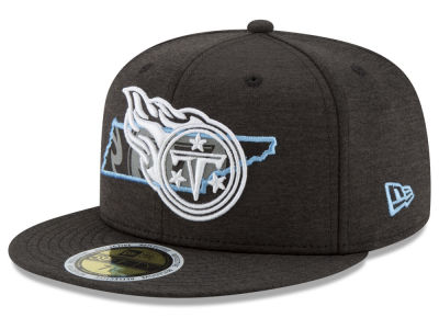 Tennessee Titans New Era NFL State Flective 59FIFTY Cap