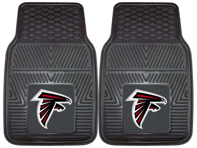 Atlanta Falcons Fan Mats 2 Piece Vinyl Car Mat Set