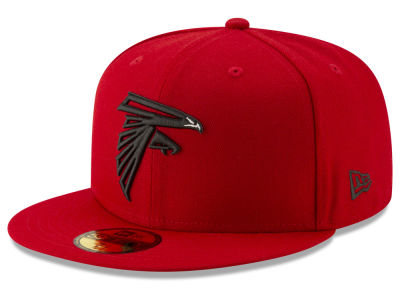 Atlanta Falcons New Era NFL Logo Elements Collection 59FIFTY Cap