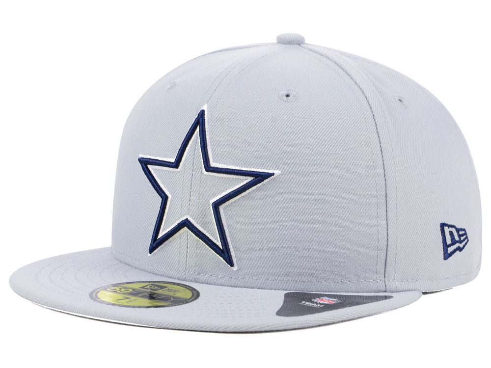 Dallas Cowboys New Era NFL Logo Elements Collection 59FIFTY Cap ... 5dc9914fcd3