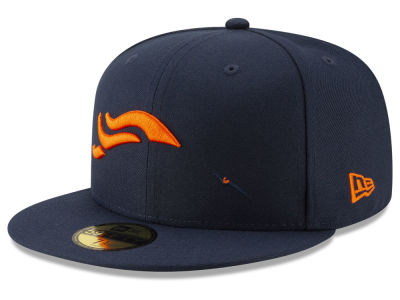 Denver Broncos New Era NFL Logo Elements Collection 59FIFTY Cap 0b714801c1