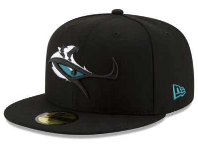 Jacksonville Jaguars New Era NFL Logo Elements Collection 59FIFTY Cap