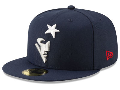 New England Patriots New Era NFL Logo Elements Collection 59FIFTY Cap