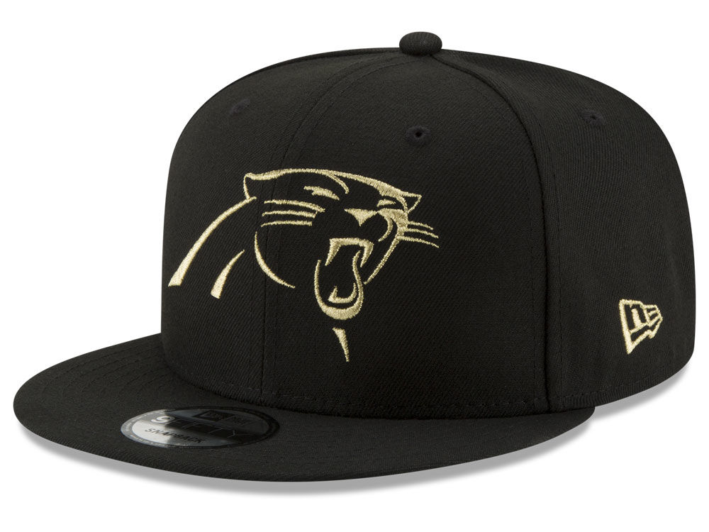 ce51c1c1188 Carolina Panthers New Era NFL Tracer 9FIFTY Snapback Cap