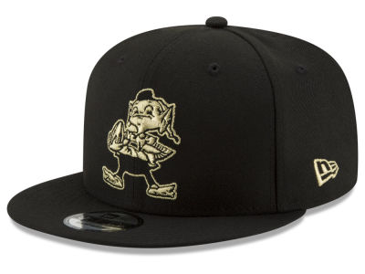 Cleveland Browns New Era NFL Tracer 9FIFTY Snapback Cap