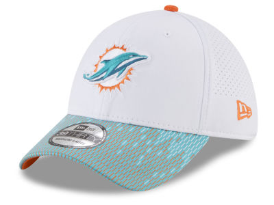 Miami Dolphins New Era NFL Equalizer 39THIRTY Cap