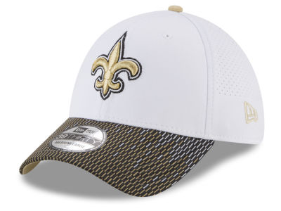 New Orleans Saints New Era NFL Equalizer 39THIRTY Cap