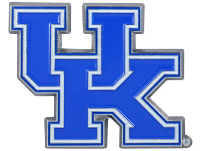 Kentucky Wildcats Fan Mats Color Emblem