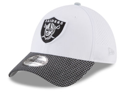 Oakland Raiders New Era NFL Equalizer 39THIRTY Cap