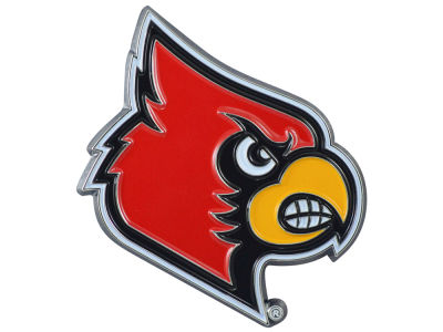 Louisville Cardinals Fan Mats Color Emblem
