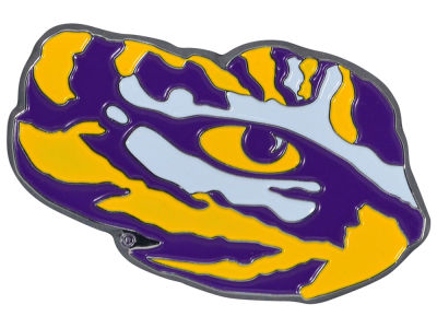 LSU Tigers Fan Mats Color Emblem