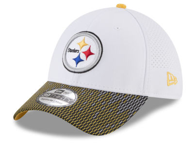 Pittsburgh Steelers New Era NFL Equalizer 39THIRTY Cap