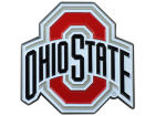 Ohio State Buckeyes Color Emblem Auto Accessories