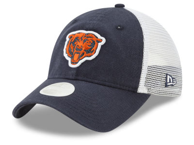 Chicago Bears New Era NFL Women's Trucker Shine 9TWENTY Cap