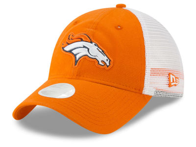 Denver Broncos New Era NFL Women's Trucker Shine 9TWENTY Cap
