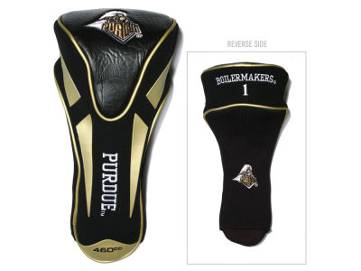 Purdue Boilermakers Single Apex Jumbo Headcover