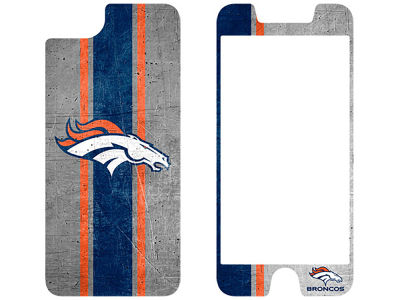 Denver Broncos OtterBox iPhone Alpha Glass Protector